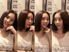 Trẻ đẹp bất ngờ, 'Hoa hậu hài' Thu Trang thừa nhận tiêm mỡ tự thân, nâng cơ mí mắt