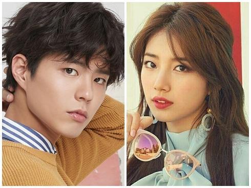 Mỹ nam 'Mây họa ánh trăng' Park Bo Gum là cái tên tiếp theo lọt vào 'bộ sưu tập' người tình màn ảnh của Suzy