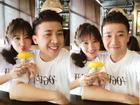 Tin sao Việt: Trấn Thành và Hari Won khoe ảnh 'tình bể bình'