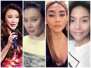Những mỹ nhân Việt tốt nhất đừng nên trang điểm, cứ để mặt mộc sẽ được khen!