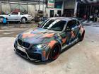 Đã mắt với BMW 3-Series độ hầm hố bởi người thợ Việt tại Sài Gòn