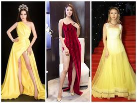 Nam Em tái xuất sắc lạnh - Phạm Hương tột bậc sexy đứng đầu danh sách sao mặc đẹp tuần qua