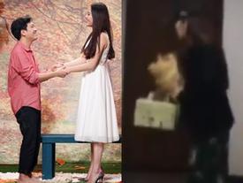 HOT: Sau rất nhiều trái ngang, Nam Em vẫn lặng lẽ mang hoa và bánh sinh nhật tới tận nhà tặng Trường Giang?