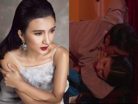 Diễn viên Kim Tuyến: 'Tôi từng cộng tác với những đạo diễn có ý đồ sàm sỡ, gạ tình mình'