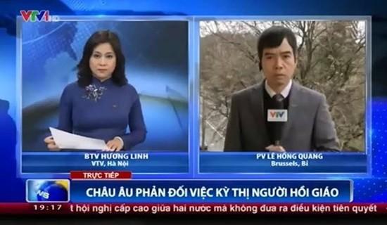 Những sự cố hy hữu trên sóng truyền hình