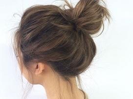 Tự tin giấu tóc hỏng với những kiểu tóc đơn giản