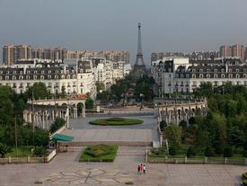 Bản sao các thành phố nổi tiếng thế giới trông như thế nào trên đất nước Trung Quốc?