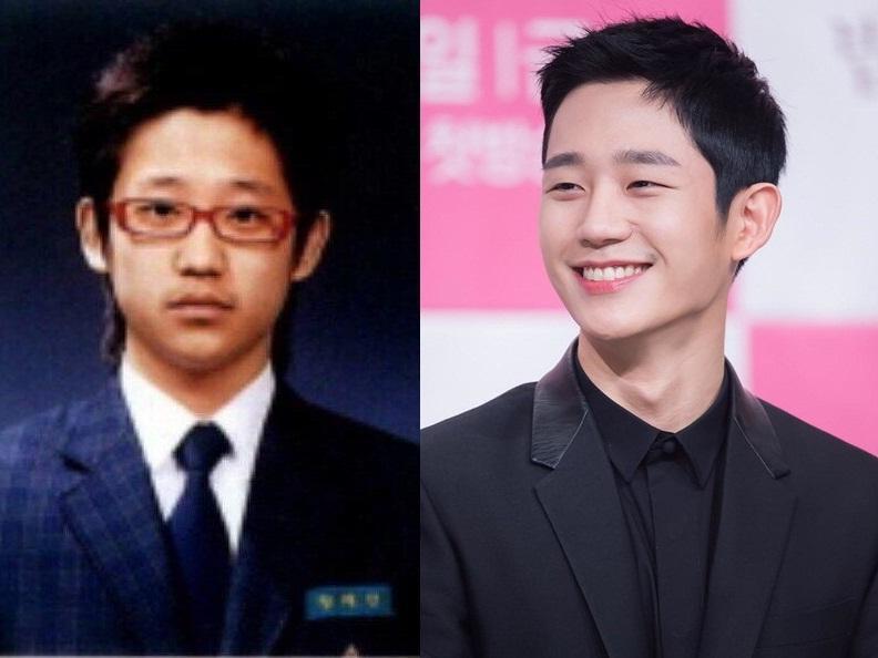 Lộ ảnh quá khứ 'xấu lạ' gây tranh cãi của mỹ nam 'Chị đẹp mua cơm' Jung Hae In