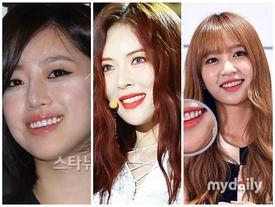 'Dở khóc dở cười' trước lỗi trang điểm bôi trét quá đà của loạt mỹ nhân Hàn Quốc