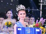 Ứng xử ấp úng, người đẹp Kim Ngọc vẫn đăng quang Hoa hậu Biển Việt Nam Toàn cầu 2018