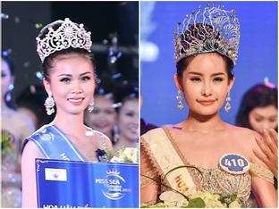 Từng bại trận trước Lê Âu Ngân Anh, Hoa hậu Biển Kim Ngọc khi đăng quang lại 'ít sóng' hơn đàn chị