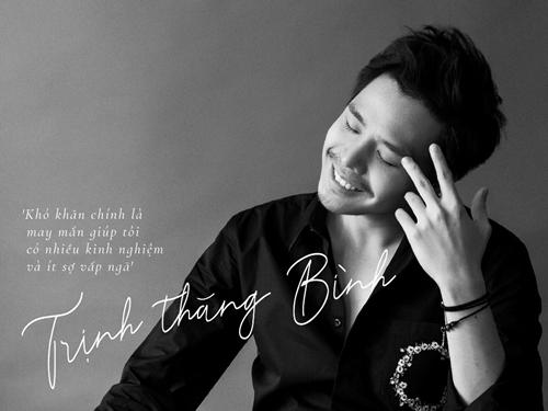 Trịnh Thăng Bình: 'Tôi kể Trấn Thành mọi bí mật mà không sợ bán đứng'