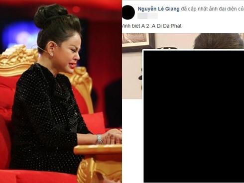 Loạt sao Việt chia buồn khi anh hai của nghệ sĩ Lê Giang qua đời vì ung thư