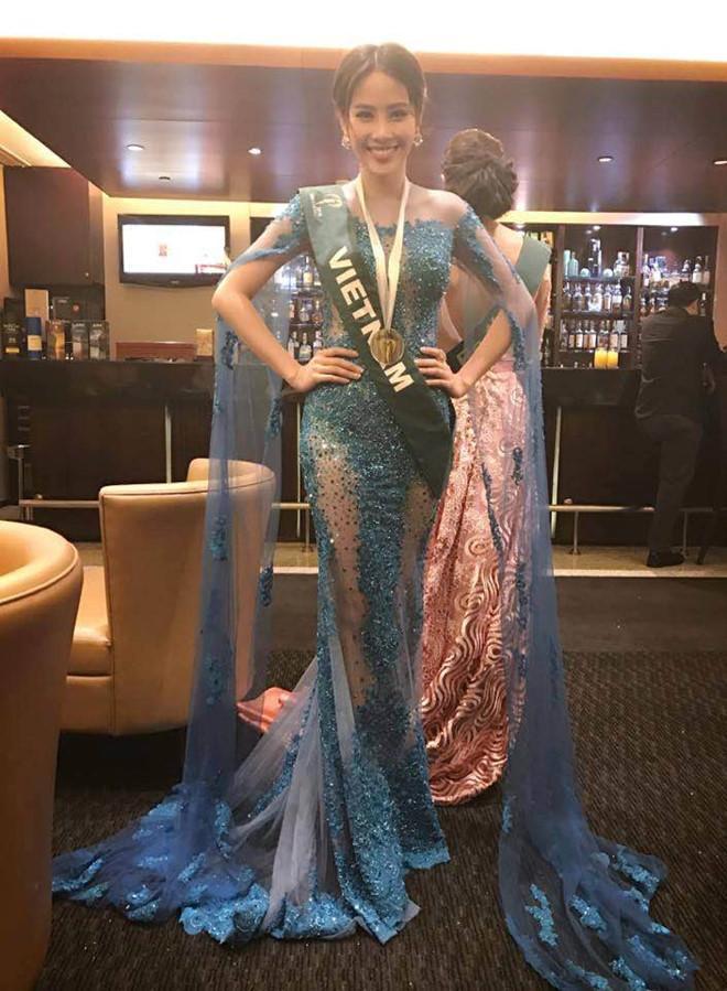Nam Em sẽ dự thi Nữ hoàng Du lịch Quốc tế 2018?