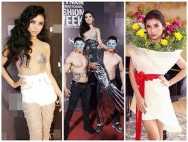 Những lần ăn mặc 'lạc quẻ' của Tiêu Châu Như Quỳnh khiến giới yêu thời trang... cạn lời