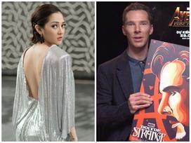 Thay mặt fan Marvel, Bảo Anh 'chất vấn' êkip làm phim 'Avengers: Infinity War'