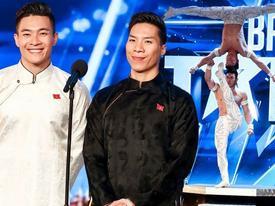 Anh em Quốc Cơ - Quốc Nghiệp nói gì sau phần thi 'phá đảo' tại Britain's Got Talent 2018