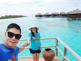 Bình Minh - Anh Thơ chia sẻ kinh nghiệm kỳ nghỉ trong mơ ở Maldives