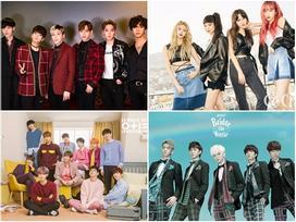 Góc cảnh báo: 7 nhóm nhạc Kpop này sẽ hết hạn hợp đồng trong năm tới