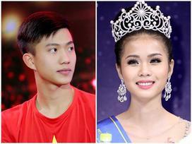 Được Tân Hoa hậu Biển Kim Ngọc 'thả tim', Văn Đức U23 dứt khoát: 'Khỏi thính, để yên cho Đức đá bóng'