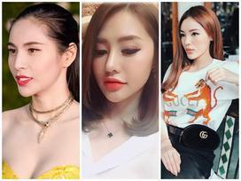 'Cô nàng thị phi' Linh Chi đứng đầu danh sách bóng hồng có nhan sắc 'trồi sụt' nhất showbiz!