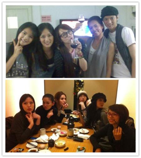Điểm mặt 'hội chị em bạn dì' showbiz Hoa ngữ: Chỉ là chơi thôi nhưng cũng phải dựa trên đẳng cấp!