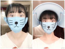 Kiểu thời trang chống nắng 'bá đạo' của Phạm Băng Băng