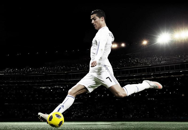 Ronaldo được ví là ông hoàng quảng cáo.