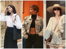 Street style giới trẻ: Đông Tây lẫn lộn, giới trẻ Việt 'lên đồ' vẫn đẹp vạn người nhìn