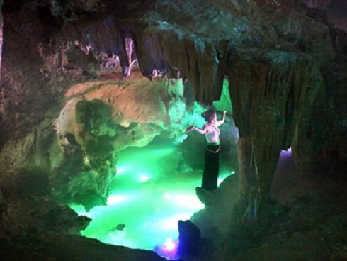 Hang động tiên nữ hoang sơ, đẹp ngỡ ngàng ở Yên Bái