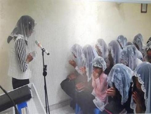 Thoát ra khỏi tà đạo 'Hội Thánh Đức Chúa Trời' nữ sinh bàng hoàng kể lại hành trình bị dụ dỗ cùng mánh khóe truyền đạo cực tinh vi