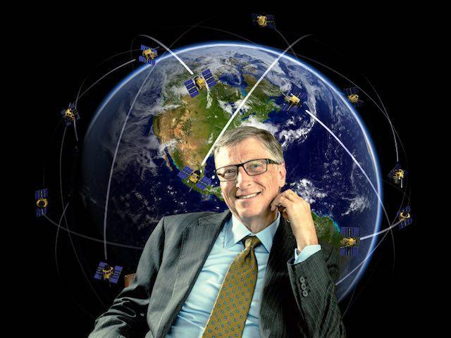 Tỉ phú Bill Gates đầu tư cho dự án theo dõi toàn bộ Trái đất