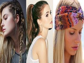 Mỗi ngày một phong cách với 5 kiểu tóc biến hóa từ tóc dài