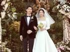 Sao Hàn 26/4: Ảnh cưới Song - Song đạt lượt like kỷ lục trên Instagram