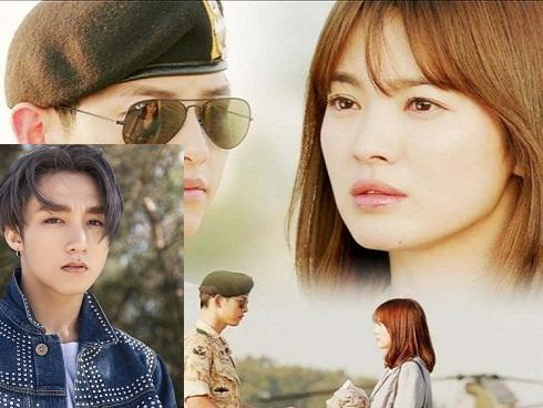 Sơn Tùng từ chối đóng vai của Song Joong Ki trong 'Hậu duệ mặt trời' phiên bản Việt