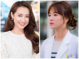 Nhã Phương sẽ vào vai của Song Hye Kyo trong 'Hậu duệ mặt trời' phiên bản Việt?