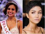 BẤT NGỜ: Á hậu Thế giới Marine Lorphelin thích thú 'thả tim' hình ảnh Hoa hậu H'Hen Niê