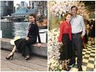 61 tuổi, mẹ Hồ Ngọc Hà vẫn mặc sành điệu, không rời giày cao gót!