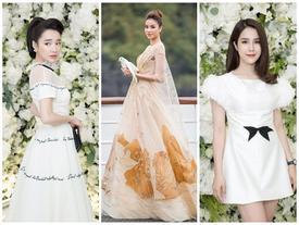Biến hình thành công chúa, Nhã Phương - Phạm Hương lộng lẫy đứng đầu top sao mặc đẹp nhất tuần