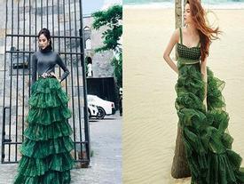 Sao Việt 'mặc chung đồ', người được khen tới tấp, kẻ bị chê tơi bời