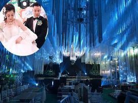 Hữu Công gây chú ý khi khoe rạp cưới hoành tráng trước thềm hôn lễ