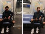 Cô gái chụp lén trai đẹp trên tàu điện ngầm và cái kết bất ngờ