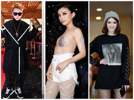 Những lần sao Việt bất chấp tất cả để nổi tiếng bằng váy áo hở hang, đồ đạo nhái