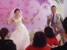 Những màn 'quẩy tưng bừng' của cô dâu, chú rể trong ngày cưới