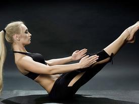 Chuỗi 7 bài tập pilates giảm mỡ bụng dưới hiệu quả