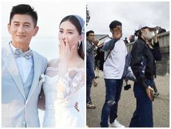 Netizen bắt gặp vợ chồng Ngô Kỳ Long sang Nhật cầu tự sau tin đồn vô sinh