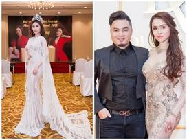 Vừa đăng quang Á hậu, Thư Dung đã bị NTK Việt tố 'mặc váy không trả tiền'