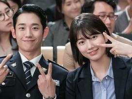 Sao Hàn 30/4: Jung Hae In và Suzy tái ngộ sau 'Khi nàng say giấc'