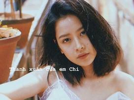 Tung hình thanh xuân nhưng Chi Pu lại gợi cảm quá đà như Sulli chụp ảnh 'lolita'?