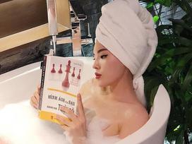 Nhìn bức hình mới nhất của Kỳ Duyên lại cứ ngỡ là Angela Phương Trinh, hai cô gái ấy ngày càng giống nhau quá rồi!